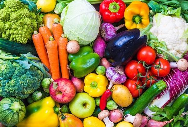El TLCAN impulsa consumo de frutas y verduras en EE.UU.