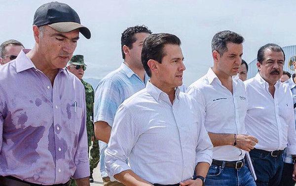"""Blindan"" Salina Cruz Oaxaca por visita de Peña Nieto; maestros se movilizan"