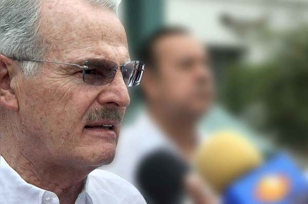 """Francisco Labastida Ochoa, el """"piloto"""" de la planta de amoniaco"""