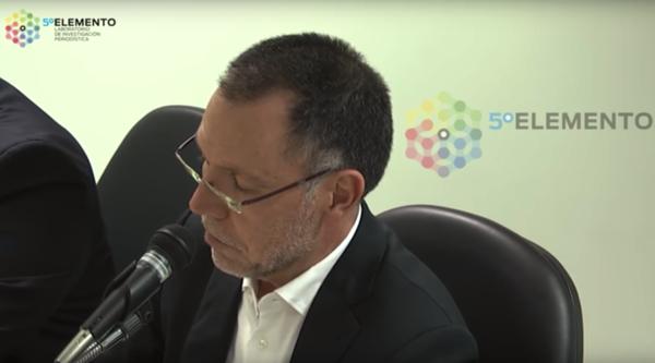 Exdirectivo Odebrecht confirma que autorizó pago a Lozoya