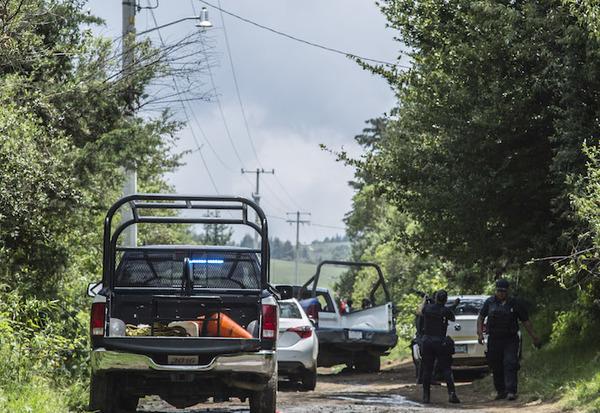 Liberan a siete policías secuestrados en Michoacán