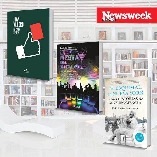 Agenda de libros (al 10 de agosto)