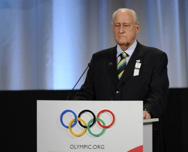 Murió Joao Havelange, ex presidente de la FIFA