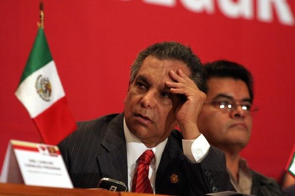 "Renuncia, ""para estar a disposición de autoridades"": Herrera"