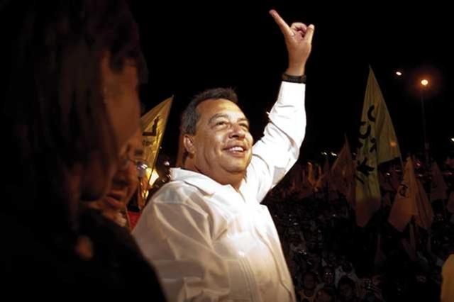 """""""Principado"""" a la lona: el eclipse de Aguirre"""
