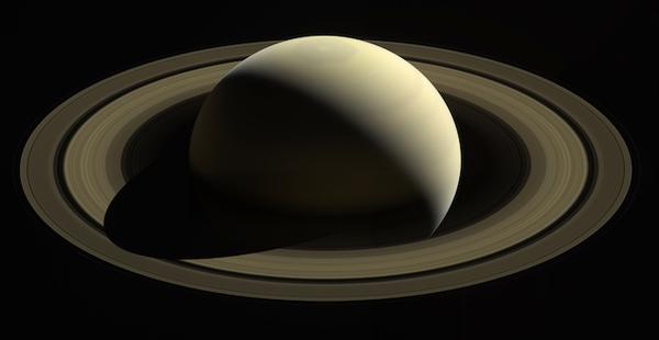 La sonda Cassini se autodestruye en la atmósfera de Saturno