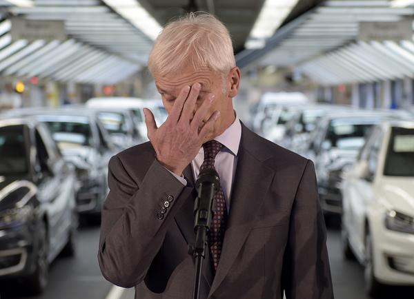 EE.UU demanda a Volkswagen por 20 mil mdd por autos alterados