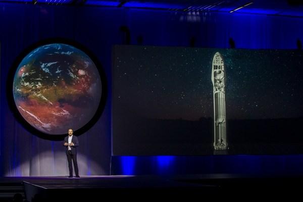 ¿Qué tan pronto podrá Elon Musk enviar personas a Marte?