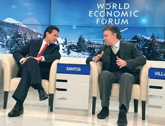 De paseo por Davos