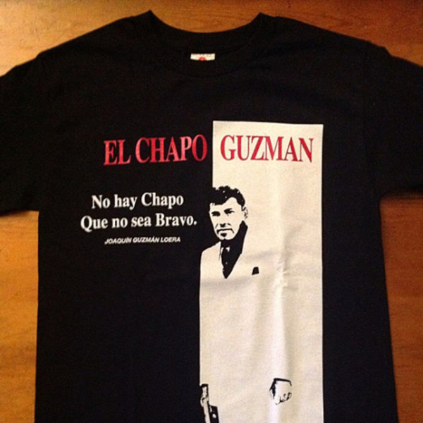 """Logra hija de Guzmán registro de marca """"El Chapo"""""""