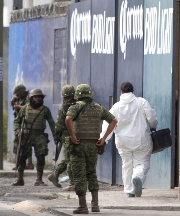Matan a diez en cervecería en García, municipio donde reside el Bronco
