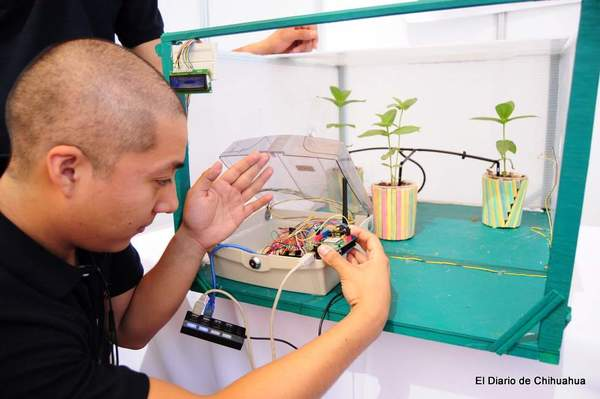 Compiten en el ITCh I, proyectos de Innovación Tecnológica