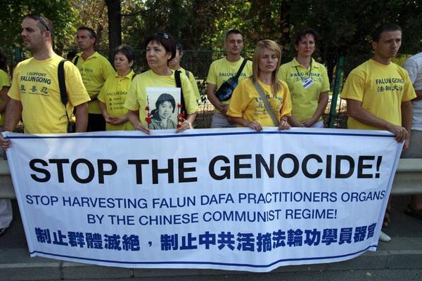 China obliga a sus prisioneros políticos a donar sus órganos