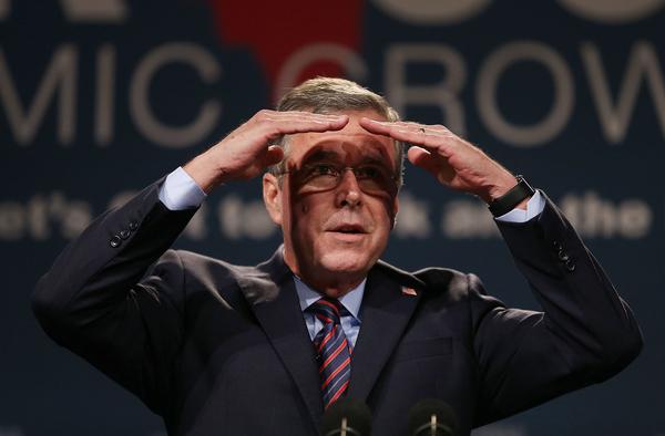 Jeb, el tercer presidenciable de la dinastía Bush