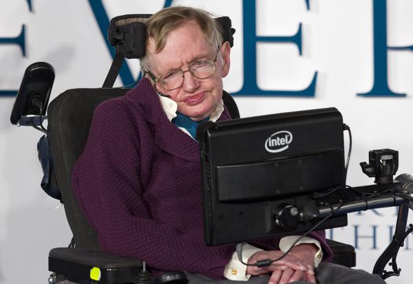 Inteligencia artificial podría acabar con la humanidad: Hawking