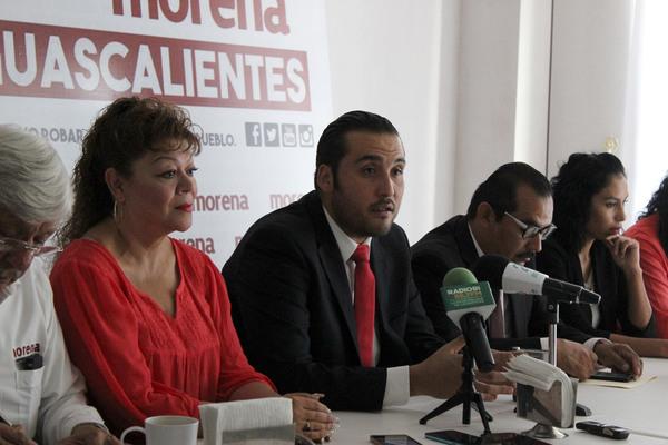 Multan a Morena Aguascalientes por incumplir sentencia