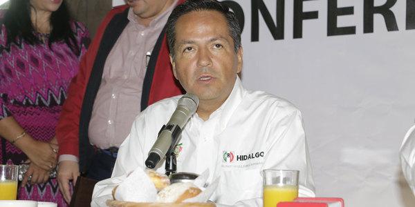 """PRI no registra renuncias """"formales"""": Meléndez"""