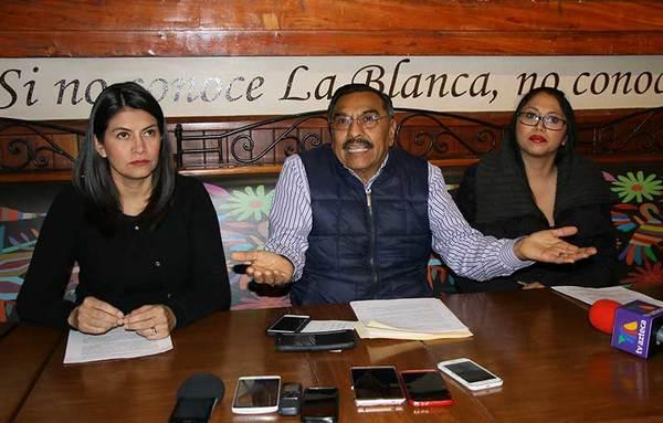 Tellería, con facultad para atender denuncia contra Óscar Pelcastre