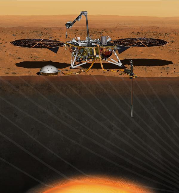 EE.UU. e IP se unen para llevar al hombre a Marte