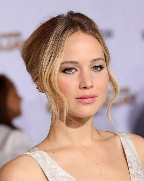 Jennifer Lawrence repite como la actriz mejor pagada en la lista de Forbes