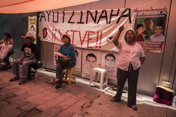 PGR anuncia que en seis meses habrá resultados sobre Ayotzinapa