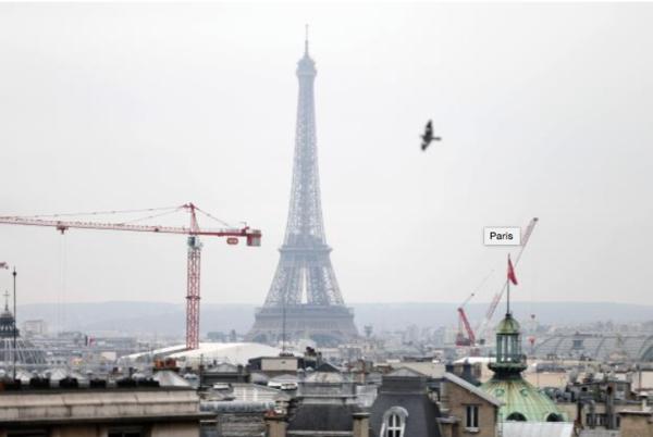 ¿Los rascacielos arruinarán París?