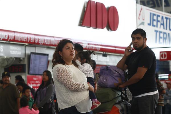 Reanuda ADO corridas a Oaxaca desde Puebla