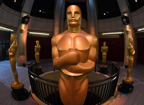 Los ganadores de los Óscar