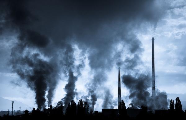 Nuevo récord de concentración de CO2 en la atmósfera