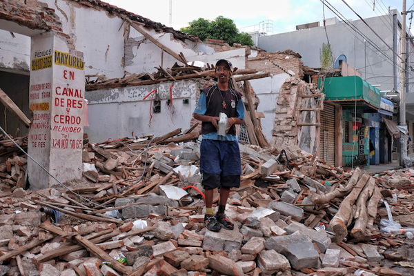 Banco Mundial dará 2 mil 700 mdp a México por Bono Catastrófico