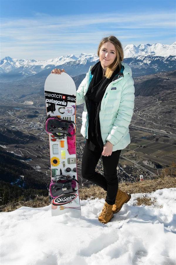 Muere a los 21 años campeona de snowboard… en avalancha de nieve