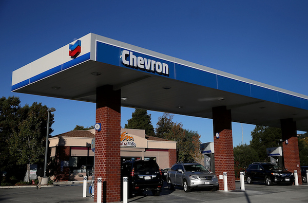 La estadounidense Chevron abrirá gasolineras en México