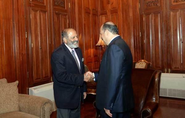 Visita Chihuahua embajador de la India