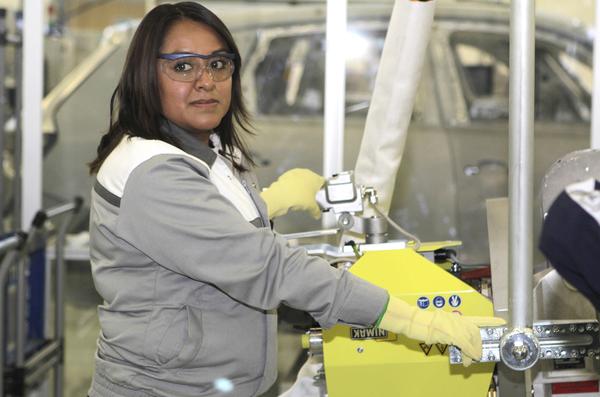 México llegaría al 6o lugar en producción mundial de autos en 2016