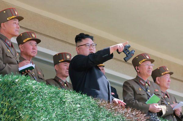Kim Jong Un advierte de un ataque contra Corea del Sur