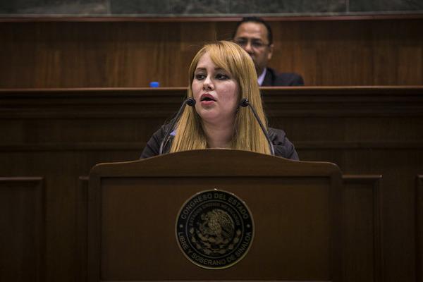 "Niega EE.UU. fianza a exdiputada ligada a ""El Chapo"""