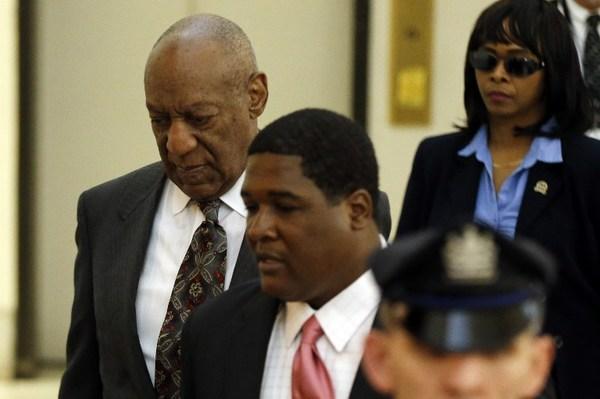 Jueza resuelve llevar a juicio a Bill Cosby por abuso sexual