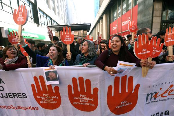 Tribunal chileno  da luz verde al aborto terapéutico