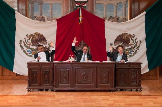 Mayoría priísta aprobara reforma política mexiquense sin líder