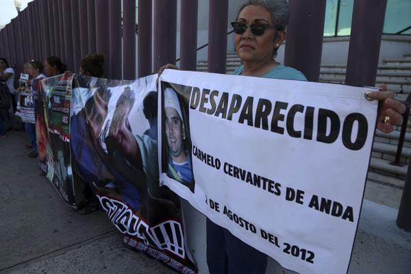 Preparan denuncia contra Duarte por desaparición forzada