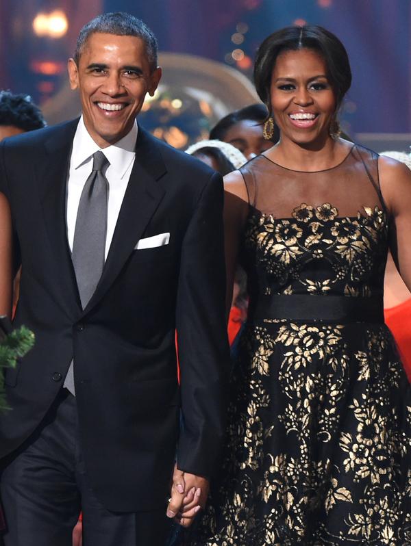 Delatan fiesta 'secreta' de Obama