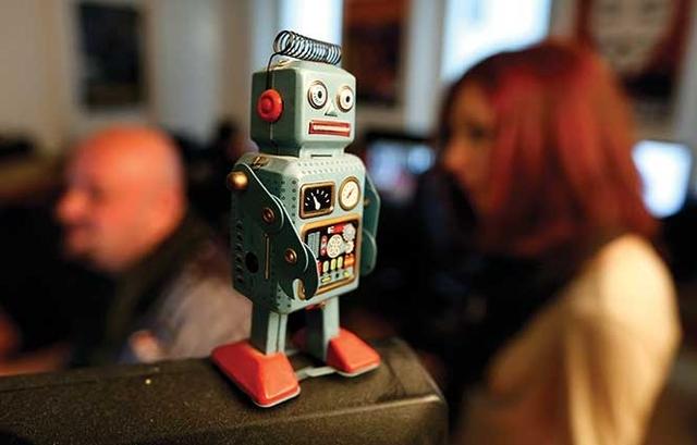 """Aquí vienen los """"bots"""""""