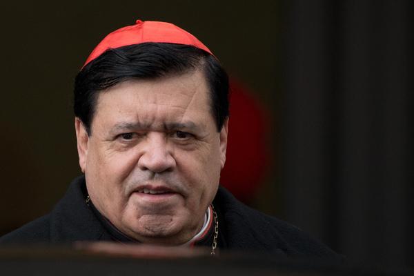 Francisco clamará justicia a víctimas en visita a México: Norberto Rivera
