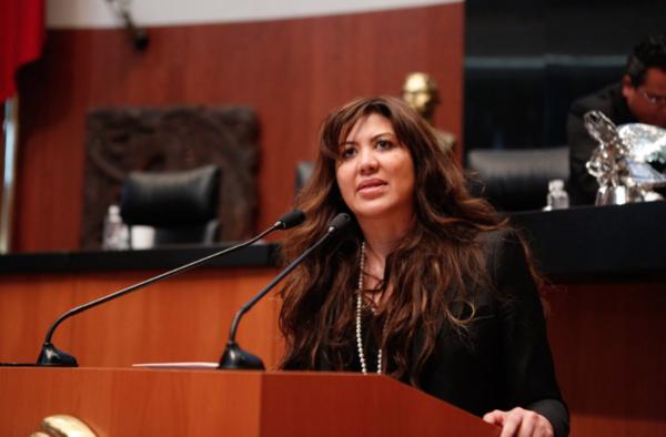 Muere la senadora Mónica Arriola, hija de Elba Esther Gordillo