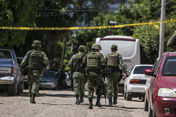"""Gobierno mexicano niega que en el país haya """"conflicto armado"""""""
