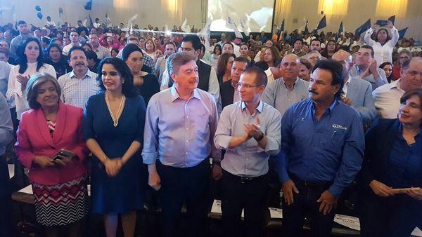 Respaldan candidatura de Ricardo Anaya en BC, pero él no confirma
