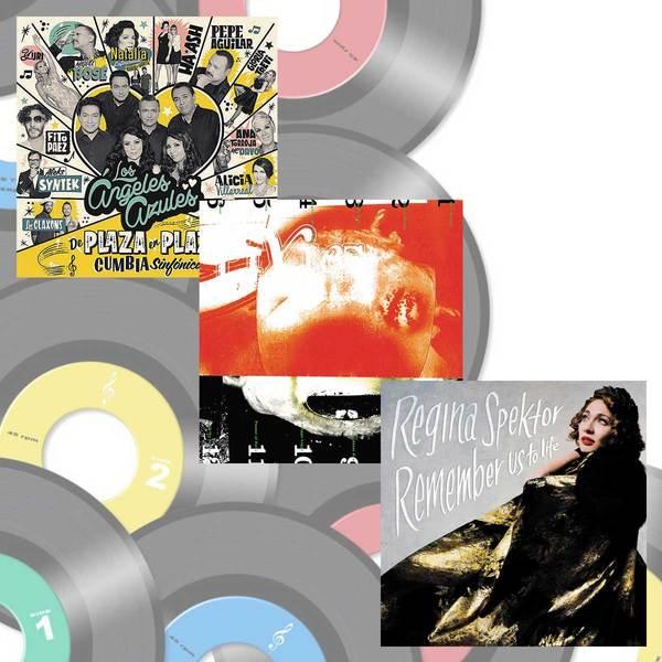 Agenda semanal de discos