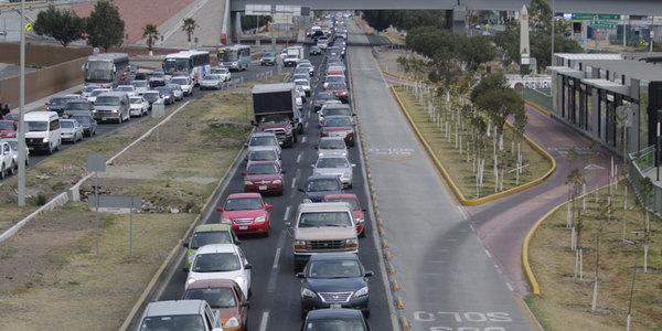 Rechaza Olvera Hoy no Circula para Hidalgo