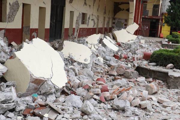 Terremotos en América Latina: en qué creer y qué tener en cuenta