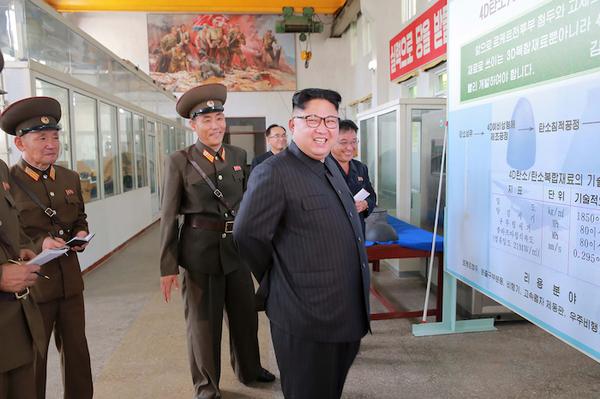 """Kim Jong Un planea """"provocación"""" el Día del Descubrimiento de América"""